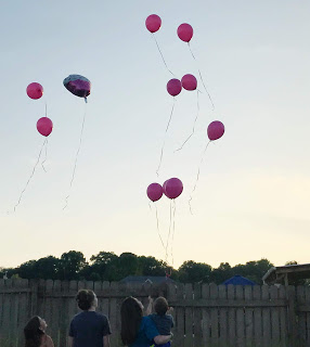 Bravery, Balloons, And A Invitation
