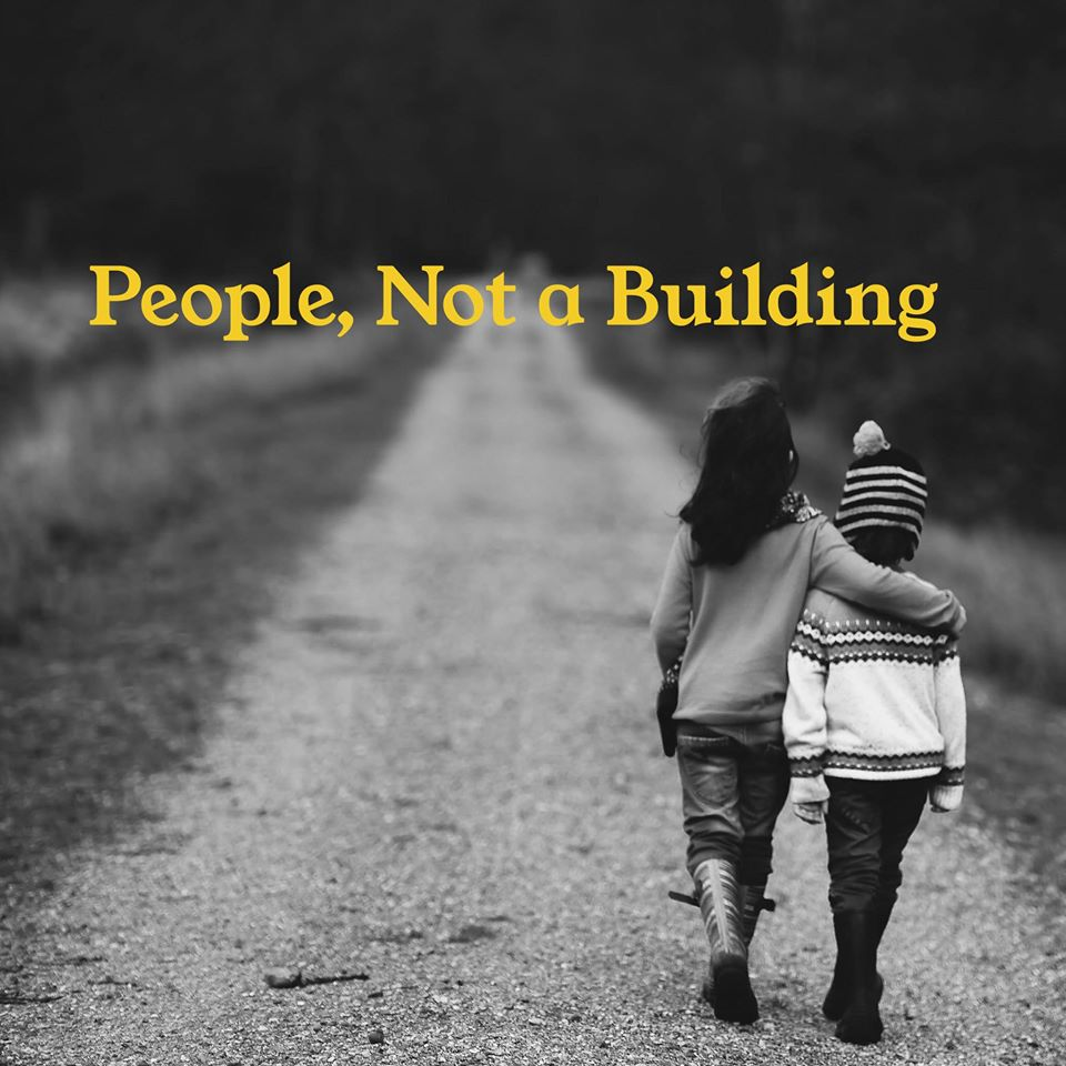 People Not A Building: A Fatherless People